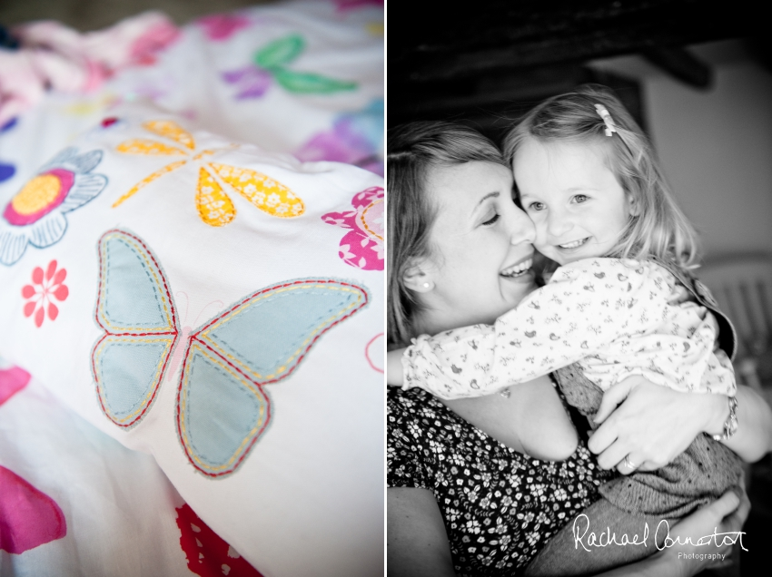 Professional colour photograph of Jodie and Lee's family lifestyle shoot by Rachael Connerton Photography