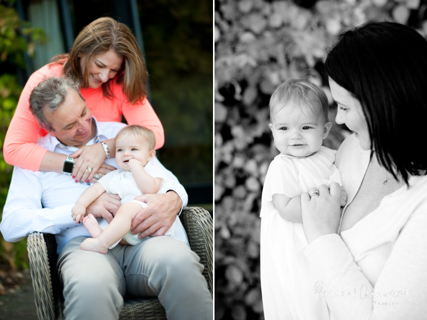 Professional colour photograph of Laura and Michael's family lifestyle shoot by Rachael Connerton Photography