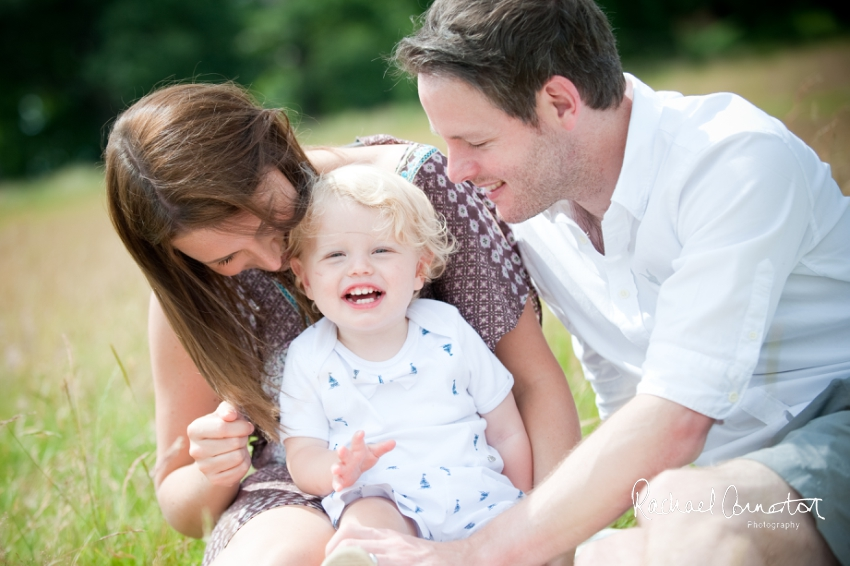 Professional colour photograph of Sarah and Gary's family lifestyle shoot by Rachael Connerton Photography