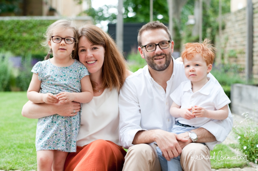 Professional colour photograph of Abbie and Brad's summer family lifestyle shoot by Rachael Connerton Photography